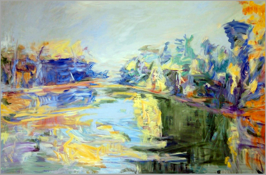 Western Hills Pond